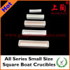 All Series Small Size Square Boat Crucibles