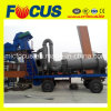 20t/H, 40t/H, 60t/H Small Portable Asphalt Batching / Mixing Plant
