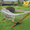 Camping Patio Garden Furniture Tassel Rope Hammock