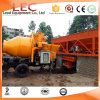 Ljbt40 P1 Small Mobile Concrete Pump with Mixer Machines