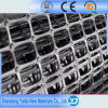 Road Construction Used Pet Uniaxial Geogrid Biaxial Geogrid