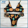 Colorful Fashion Two-Piece Swimwears Bikini Swimsuit