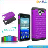 Shockproof Bling Diamod Phone Case for Kyocera Hydro Reach C6743