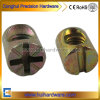 Color Zinc Plated Hammer Nut for Furniture