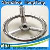 Cast Iron Handwheel with Turning Handle