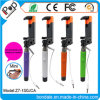 Foldable Clip Extendable Mini Wired Selfie Stick for Smartphone