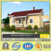 Green Prefab House Design for Small Family
