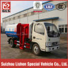 Low Price 6000L Hydraulic Lifter Garbage Truck