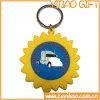 Soft PVC Keychain with Printing Logo (YB-k-010)