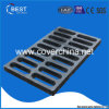 450X750mm Light Duty FRP Rain Composite Grate for Drain Water System