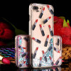 Lipstick Liquid Quicksand Glitter Case for iPhone 7 7plus