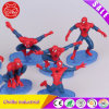 Custom Spider Man Plastic Action Figure with Base