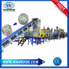 High Capacity Plastic Waste Bottle Flakes Recycling Machine Pet Washing Line