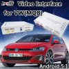Car Android Video Interface for VW Golf7/Passat/Lamando/Skoda with GPS Navigation