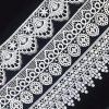 Latest Design Scalloped Lace Trim Offwhite Clothing Accessories Apparel Trim L163