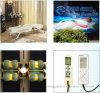 Electric Thermal Massage Bed Equipment for Body Massager