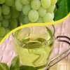 Natural Food Grade Organic Solvents Grape Seed Oil CAS: 85594-37-2