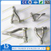 Stainless Steel EU Twisted Shackle
