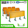 Sf-08h Wooden Foldable Chair College Step Chair University Desk Series