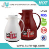 Promotional Europe Style Cheap Price Plastic Outer Glass Refill Coffee Pot