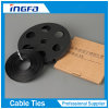 201 304 316 PVC Coated Stainless Steel Strapping Band with Buckles