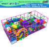 Indoor Naughty Castle with Plastic Slide Indoor Playground (MH-05608)