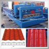 Steel Sheet Roof Tile Leveling System Cold Roll Forming Machine