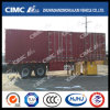 Cimc Huajun 2axle Lightweight Van/Box Trailer
