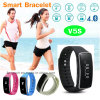 4.0 Bluetooth Smart Bracelet for Android and Ios Phone (V5S)