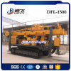 1500m Depth Dfl-1500 Used Crawler Mounted Water Well Drilling Rig