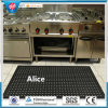 Hollow Rubber Mat Drainage Rubber Mat with Hole