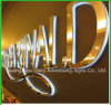 Mirror Ss with Acrylic LED Backlit Sign Letter