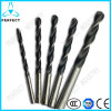 Black&White Finish Straight Shank HSS Drill Bit for Plastic