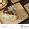 Hongdao Customized Size Solid Natural Wood Tray for Food Serving Tray Wholesale Price _E