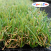 Bicolor Artificial Grass for Landscaping/Decoration