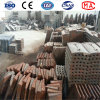High Manganese Steel Mill Liner for Ball Mill/AG Mill
