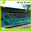 PVC Coated Polyester Canvas Tarpaulin Side Curtain for Farm