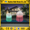 Crystal Ball Dandelion Shape Garden Fountain