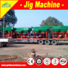 High Recovery Ratio Alluvial Sand Tin Ore Washing Machine