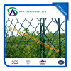 75X75mm PVC Coated Chain Link Fence, Diamond Wire Mesh