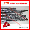 Screw and Cylinder for Plastic Machine Part