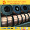 Golden Bridge Manufacturer 0.8mm 15kg/Spool Sg2 Er70s-6 CO2 Copper MIG Welding Wire for Welding