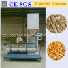 Moveable Bag Filling Machine for Pellets Packing