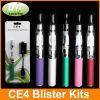 Most Popular E Cigarette Kit EGO CE4 with Different Package