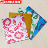 Flowers Pattern PPGI for Decoration