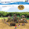 Children Amusement Park Wooden Playground Equipment (HF-10001)