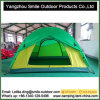 3-4 Persons Cheap Prices Double Layers Dome Camping Tent