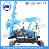 Factory Direct Supply High Precision Simple Operation Guardrail Pile Driver