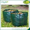 Onlilife High Quality PE/Oxford Collapsible Garden Composter Garden Bag PP Leaf Bag