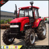 China 110HP 4WD Farm Tractor with Front End Loader
